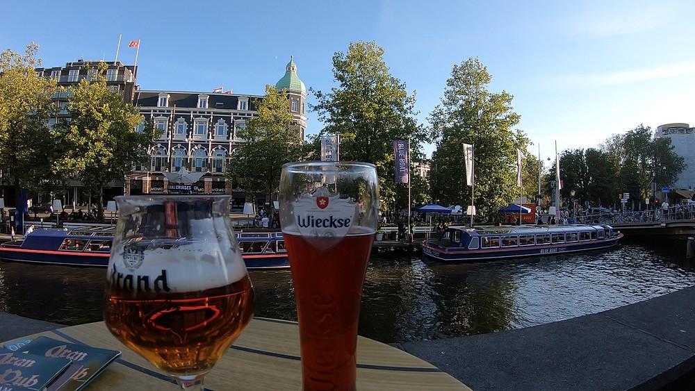 Amsterdam Irish pub