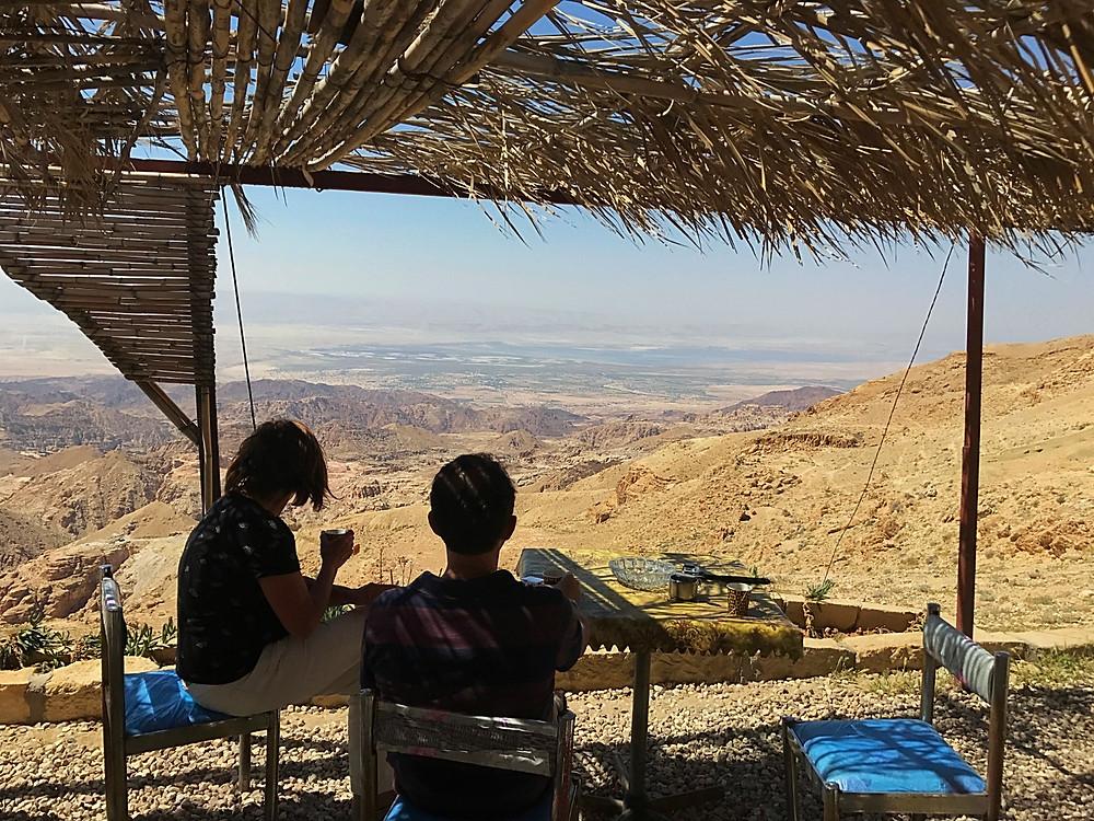 Parador na At Tafila Hwy na Jordânia