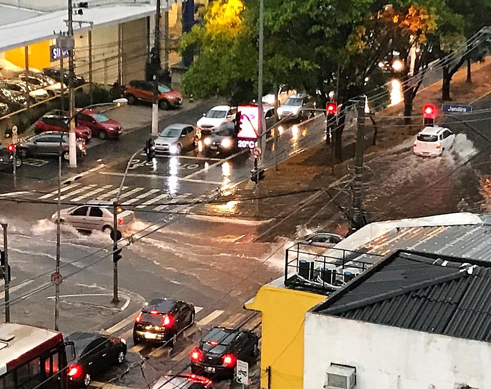 Chuva São Paulo