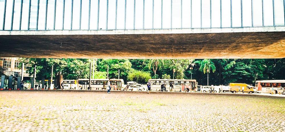 Avenida Paulista e o MASP