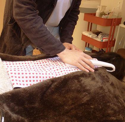 鍼灸整骨院田ごと 治療