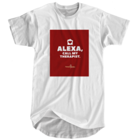 Alexa, call my therapist T-Shirt