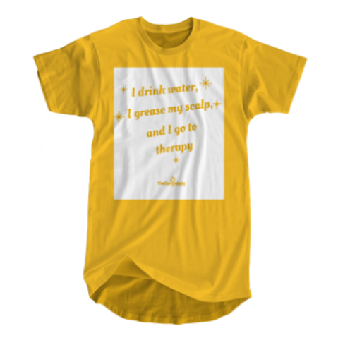 I go to therapy T-Shirt
