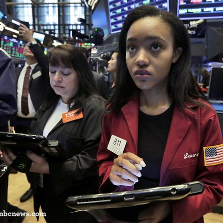 U.S. Markets chart downward trend following U.S. financial regulators' policy statements