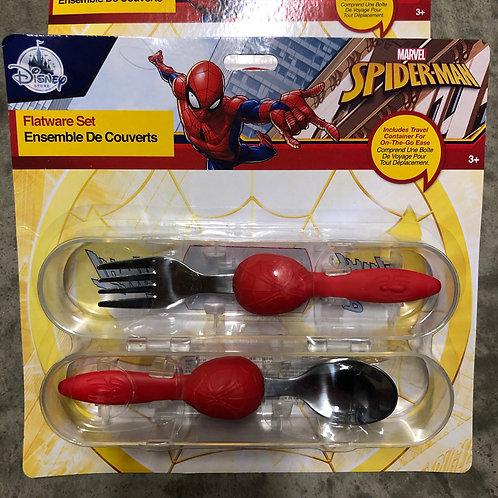 Kit talher Homem Aranha - Disney