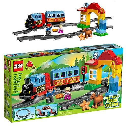 Lego Duplo - Meu primeiro conjunto de trens