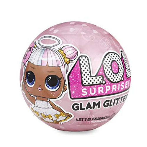 LOL Glitter Glam