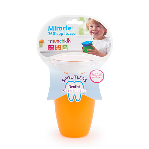 Copo 360º Munchkin Miracle Grande