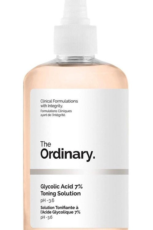 Acido Glicolico - The Ordinary