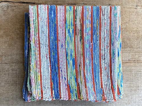 Rag rug No.3