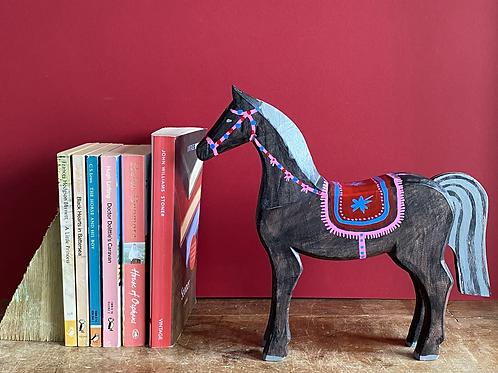 Konik wooden horse