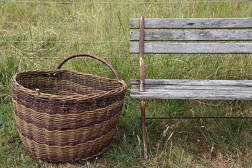 Large flat back basket No.2