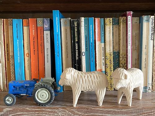 Wooden sheep No.2