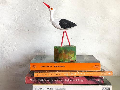 Luko wooden stork No.2