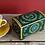 Thumbnail: Painted wooden money box