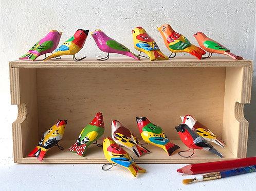 Piotrka wooden bird