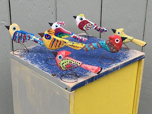 Kozlo wooden bird