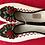 Thumbnail: Lena cream wool slippers size 37