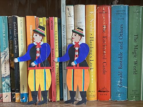 Oskar paper cut decoration