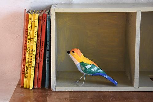 Wooden bird No.3