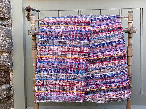 Rag rug No.1