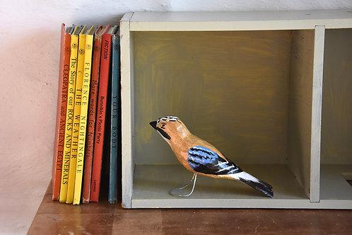 Wooden bird No.6