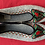 Thumbnail: Lena grey wool slippers size 41
