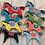 Thumbnail: Wooden horse decorations