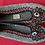 Thumbnail: Lena grey wool pompom slippers size 40