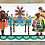 Thumbnail: Original folk art paper cut picture