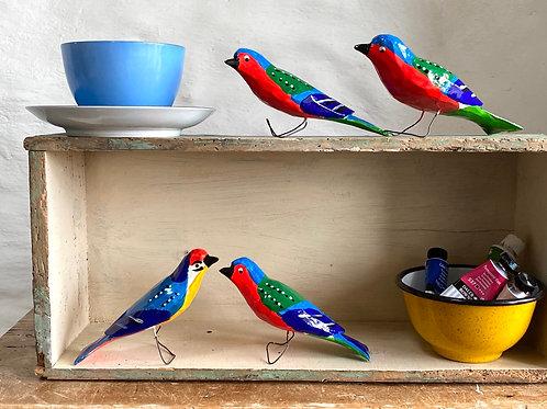 Kazek wooden birds