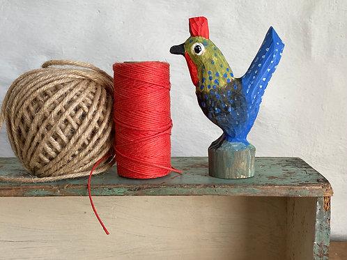Folk art cockerel No.3