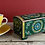 Thumbnail: Painted wooden money box