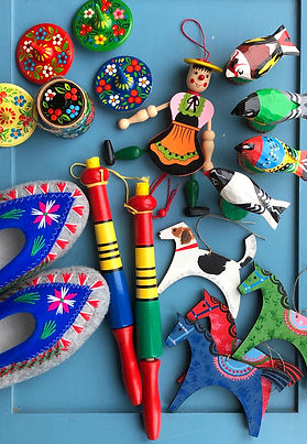 Wooden toys and slippers.jpg