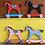 Thumbnail: Wooden horse decoration No.3