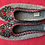 Thumbnail: Lena grey wool slippers size 40