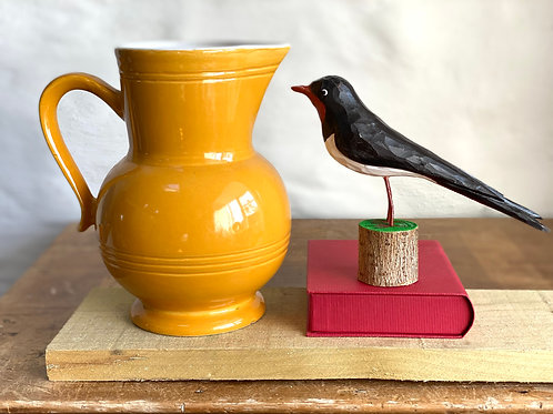 Wooden swallow