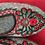 Thumbnail: Lena grey wool slippers size 40