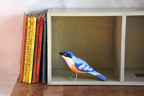 Wooden bird No.4