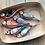 Thumbnail: Zak wooden, hanging bird