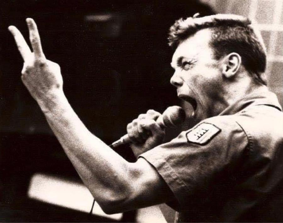 Mark Ormrod, Vocalist, Vee VV
