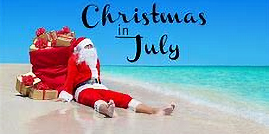 2nd Annual Christmas in July