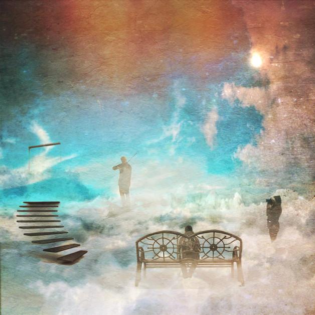 The Cloud Nine Observatory.  [Bill Nelson]