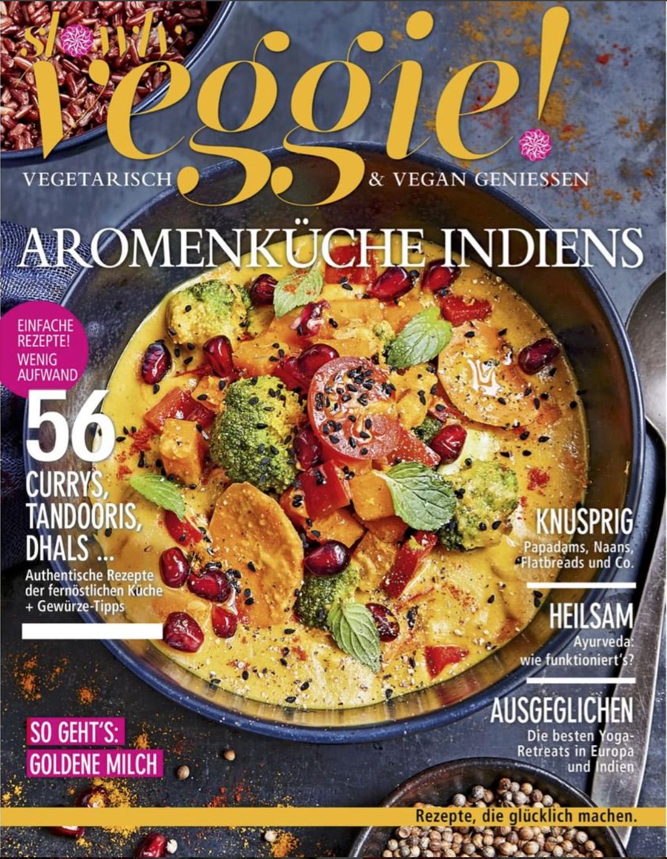 Slowly Veggie Magazin