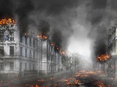 Burning Down the Village!