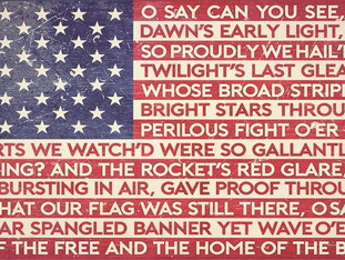 Star Spangled Banner As You've Never Heard It