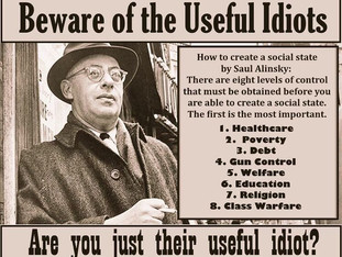 A land of Useful Idiots.