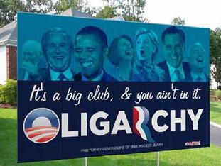 The Establishment Oligarchy