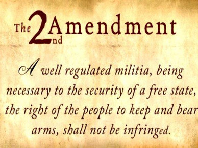 2nd Amendment True Intent