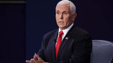 All Eyes on Vice-President Pence